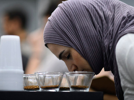 The Saudi barista who wants to change more lives through coffee