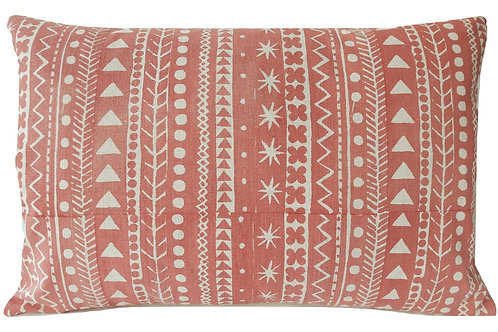 Maris Stripe, Venetian Red, 60 x 40 cm