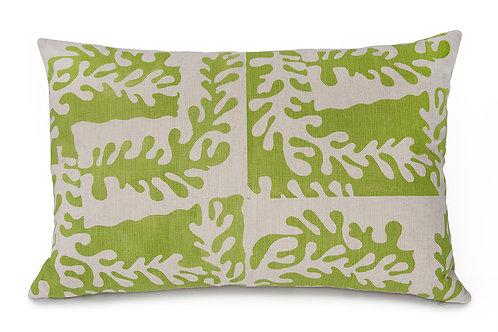 Sea Leaf, Leaf Green, 60 x 40 cm