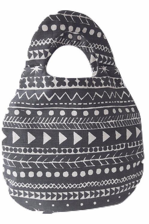 Belle Bag, Maris Stripe, Soft Black
