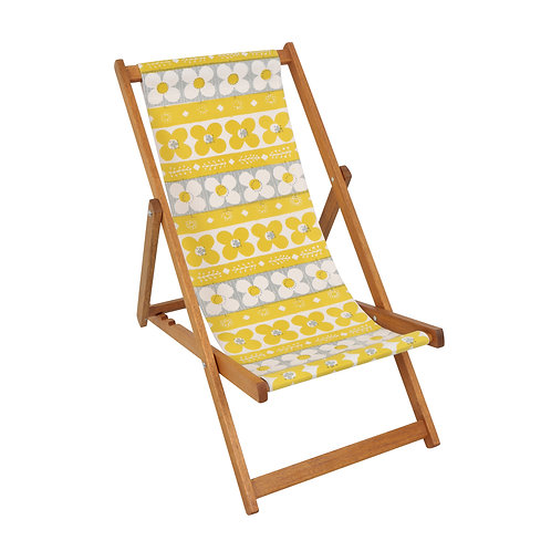 Deck Chair - Flora