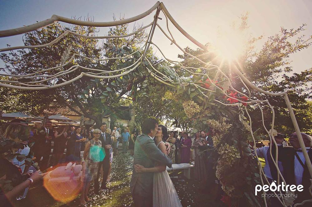Franschhoek Wedding Le Petite Dauphine