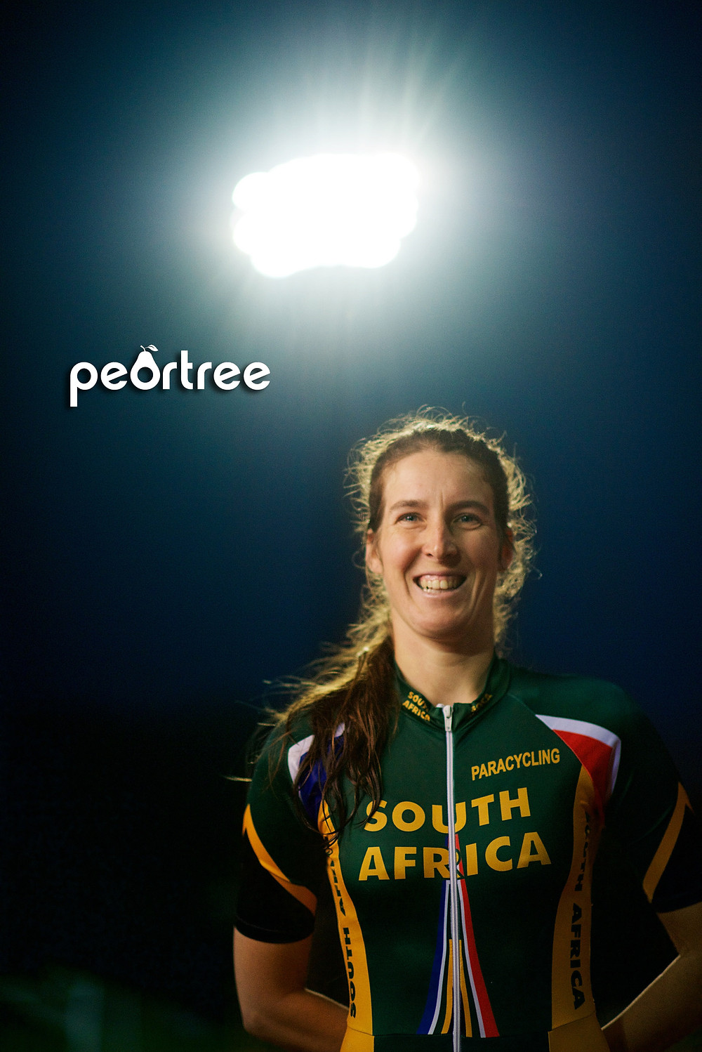south africa Paralympian roxy burns