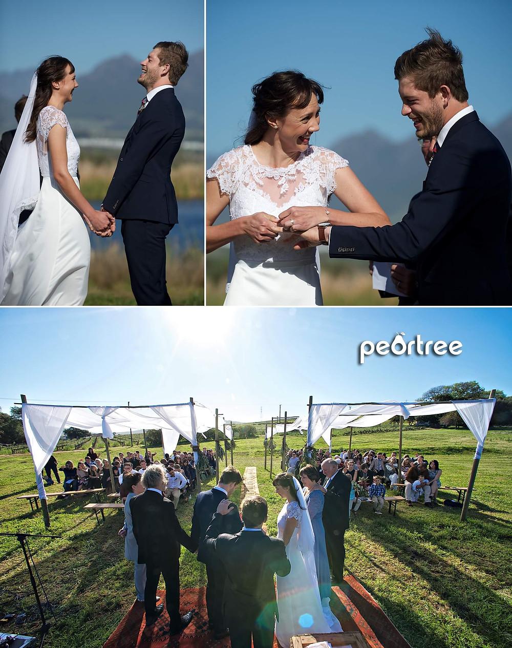Overgaauw Modern Heirloom Wedding