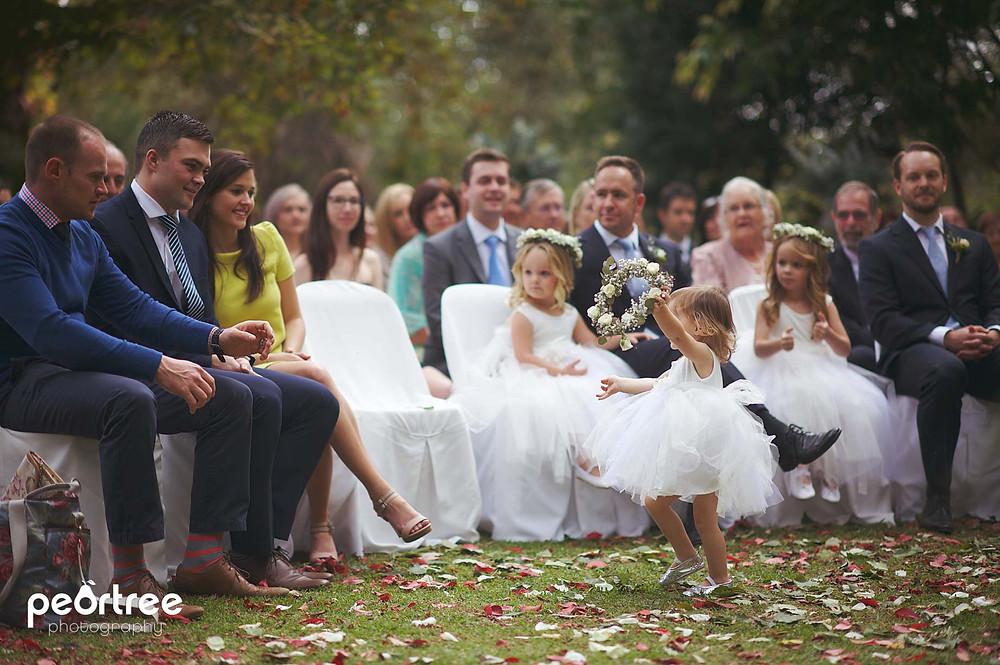 awesome autumn wedding