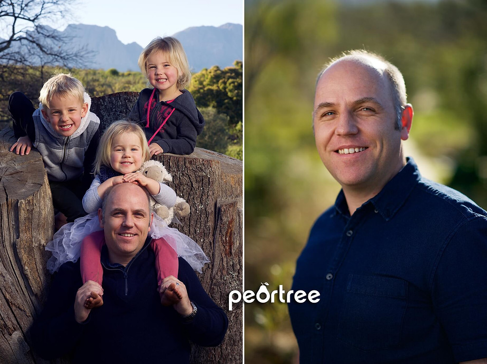 Somerset West Family Portraits