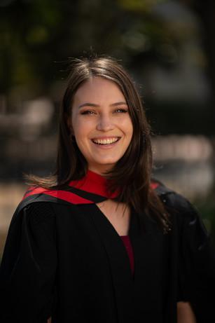 stellenbosch university graduation photo