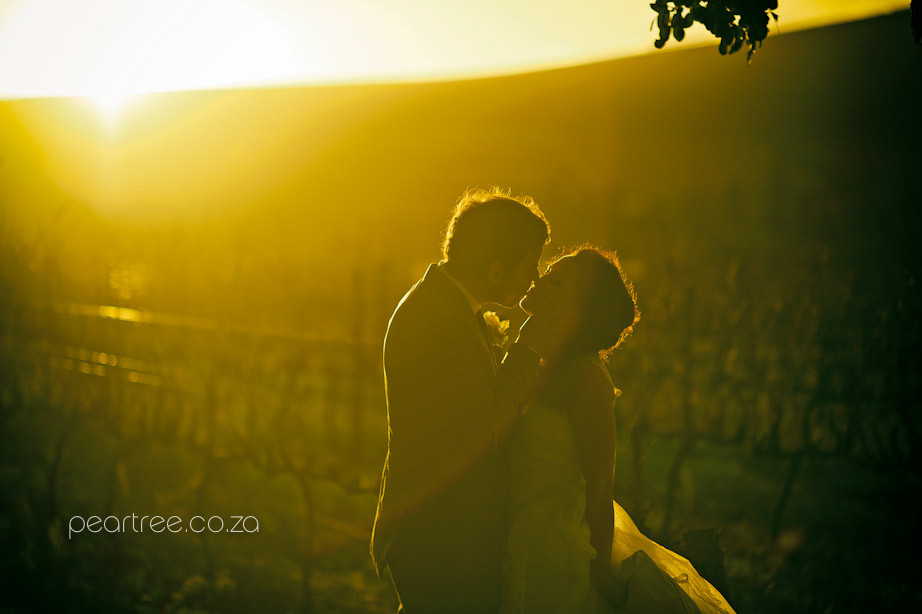 Winter Wedding Stellenbosch