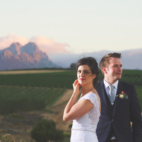 Nooitgedacht Wedding Venue – Alan & Odilia