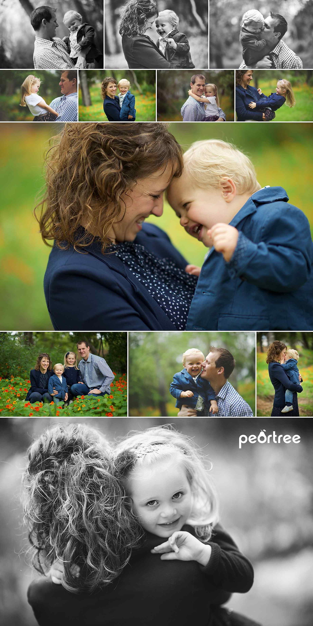 beautiful spring family shoot stellenbosch 4