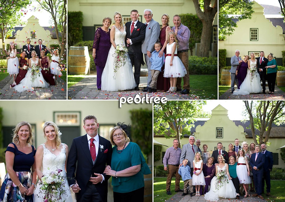 Grand Provence Wedding Franschhoek