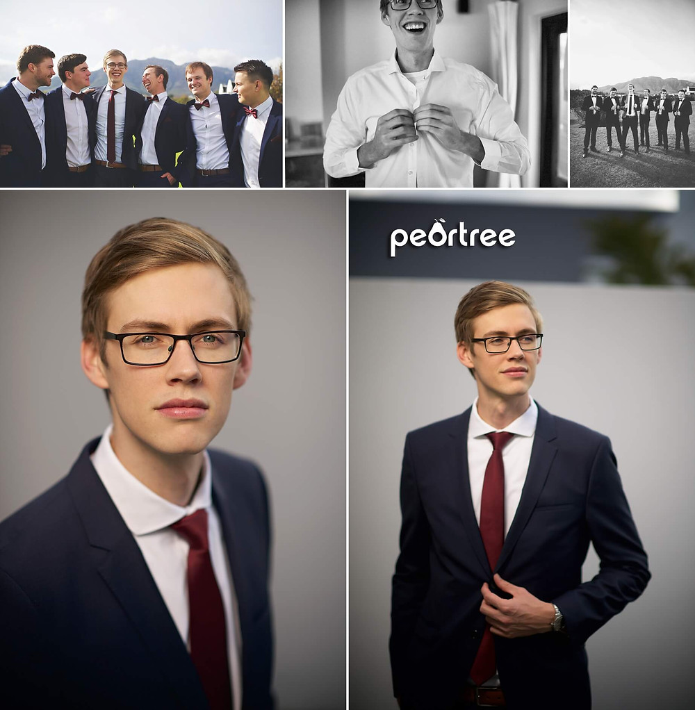 Tobias van Reenen Wedding