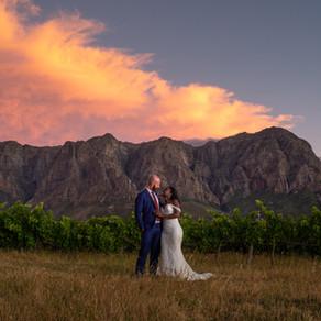 Zorgvliet Wedding Stellenbosch