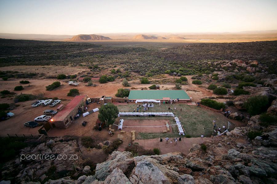 Wedding Cederberg Bushman's Cave