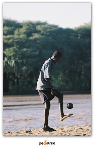 African Football Soccer World Cup 2010