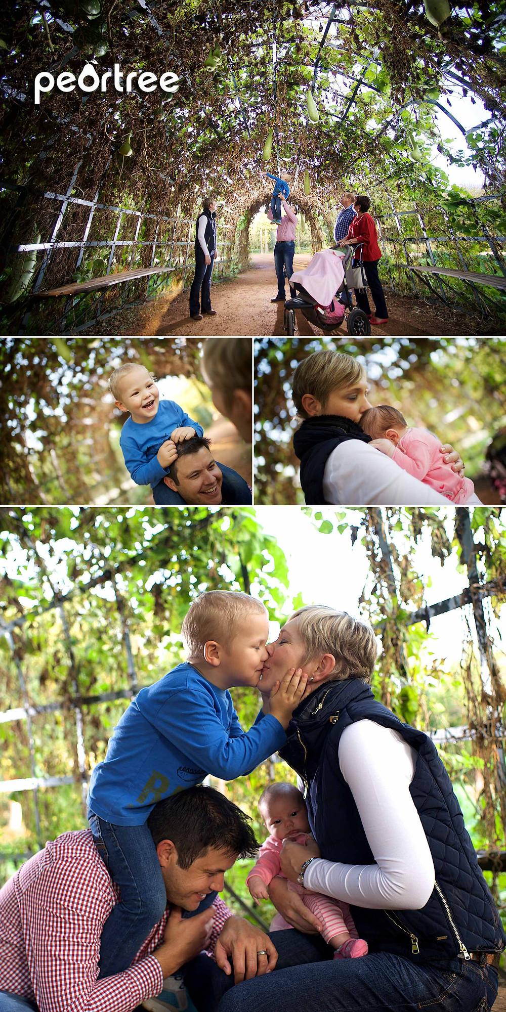 Babylonstoren Family Photography Paarl