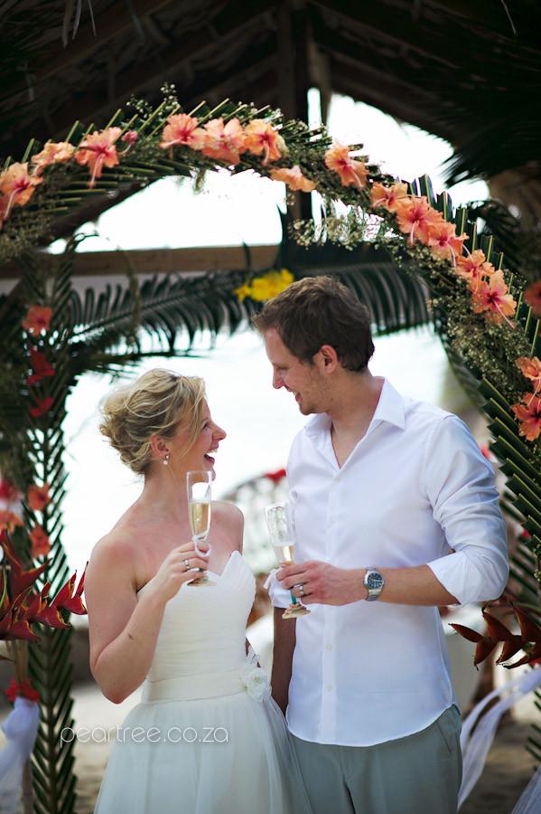 Seychelles Wedding | La Dique Wedding Photography
