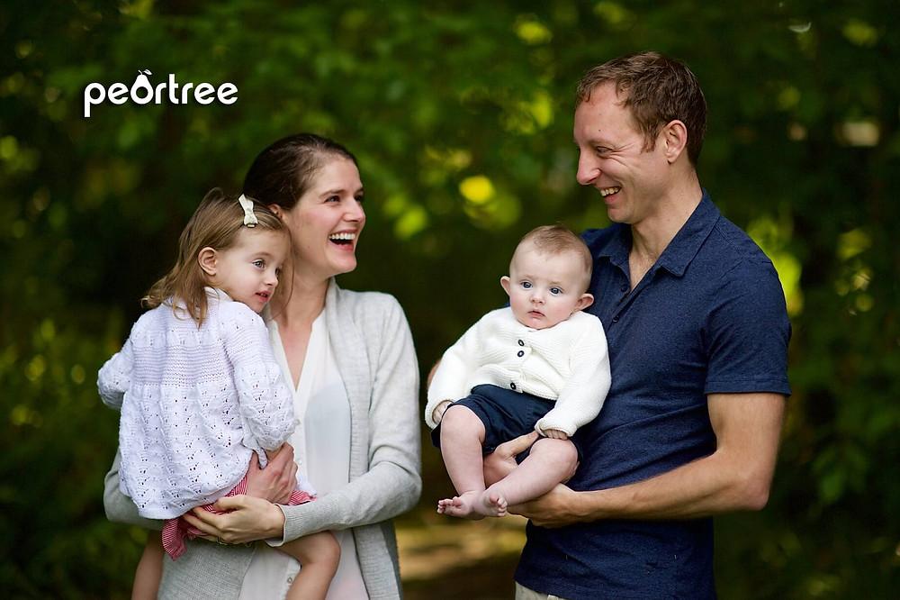 South Coast Holiday Family Photography