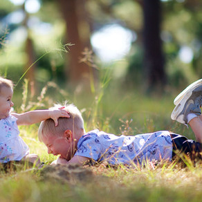 Natural Family Portraiture