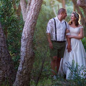 Forest Wedding Lourensford