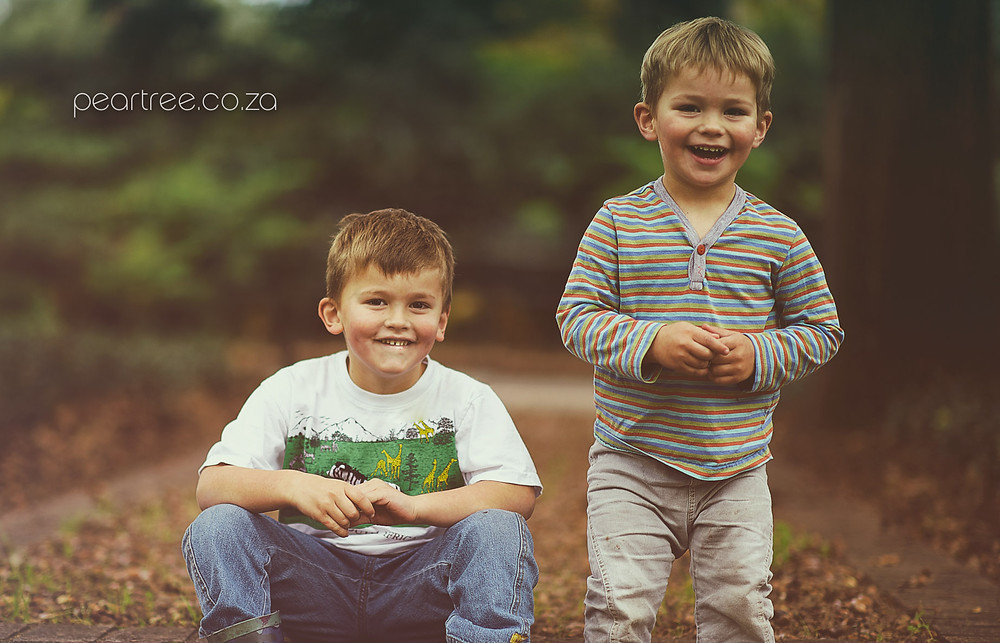 Stellenbosch Natural Family Portraits