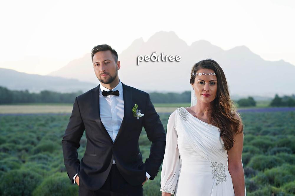Le Manoir Brendal Franschhoek Wedding