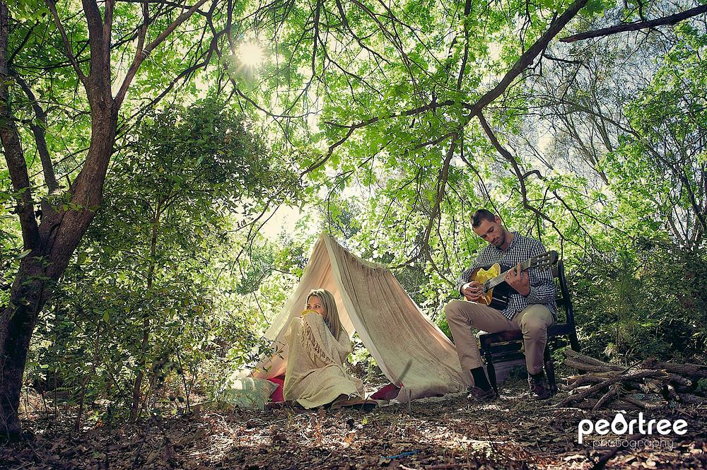 Stellenbosch Photographer Engagement Shoot