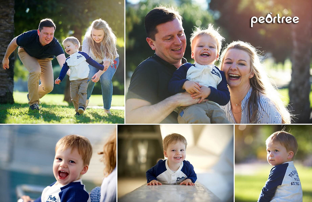 Stellenbosch Family Photographs
