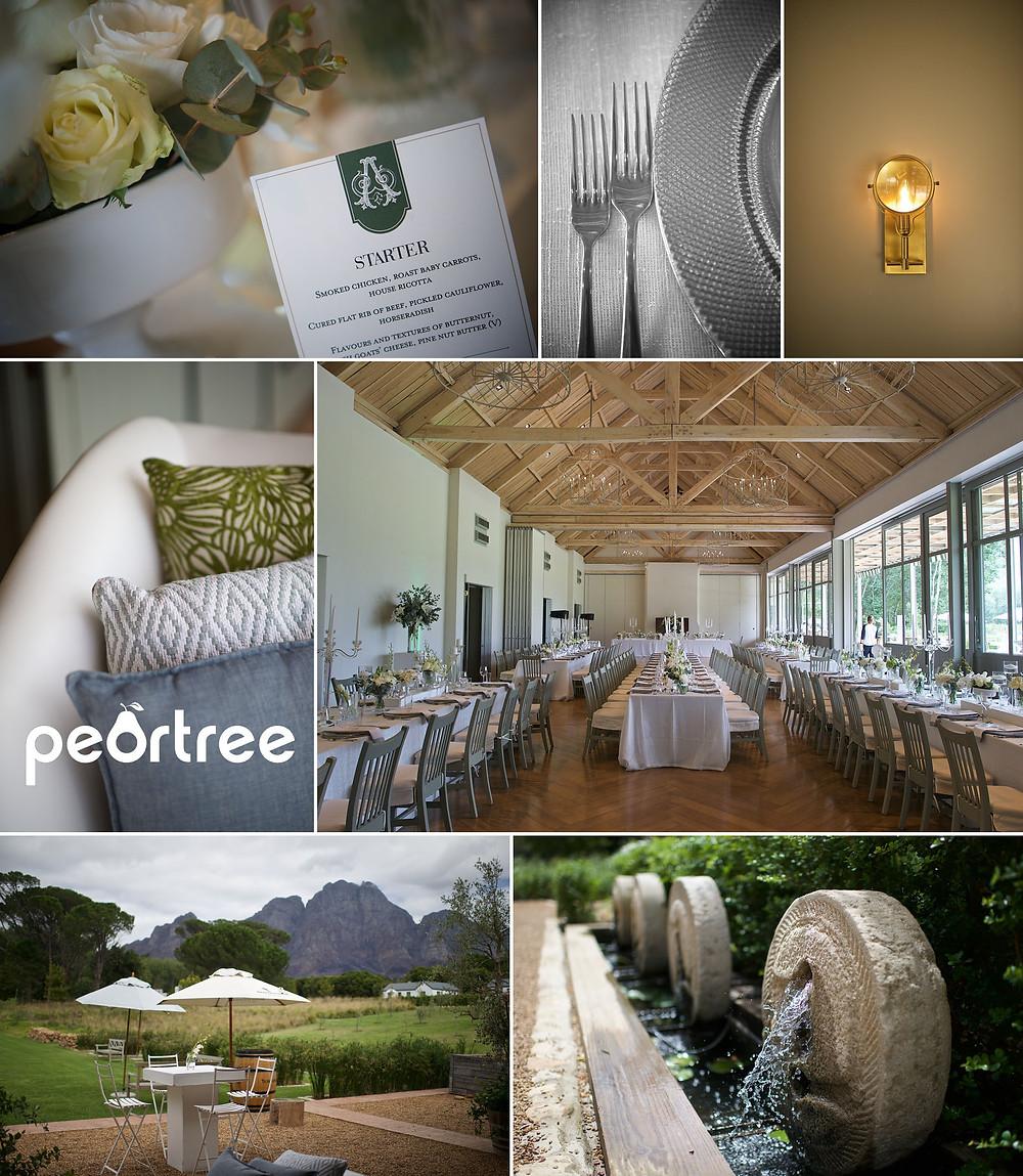 the olive press boschendal wedding 1