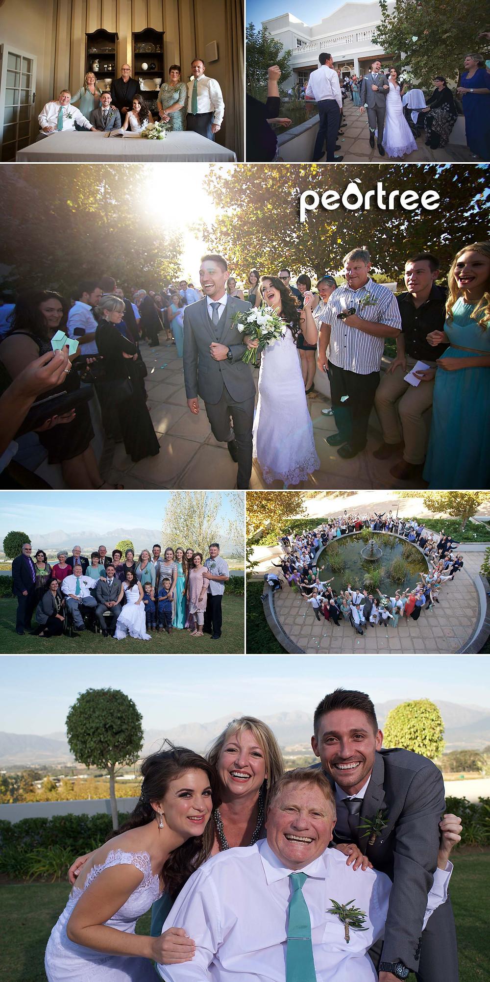 wedding nantes estate paarl