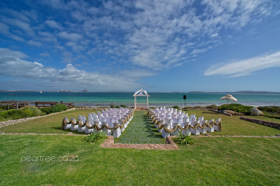 wedding blue bay lodge saldanha