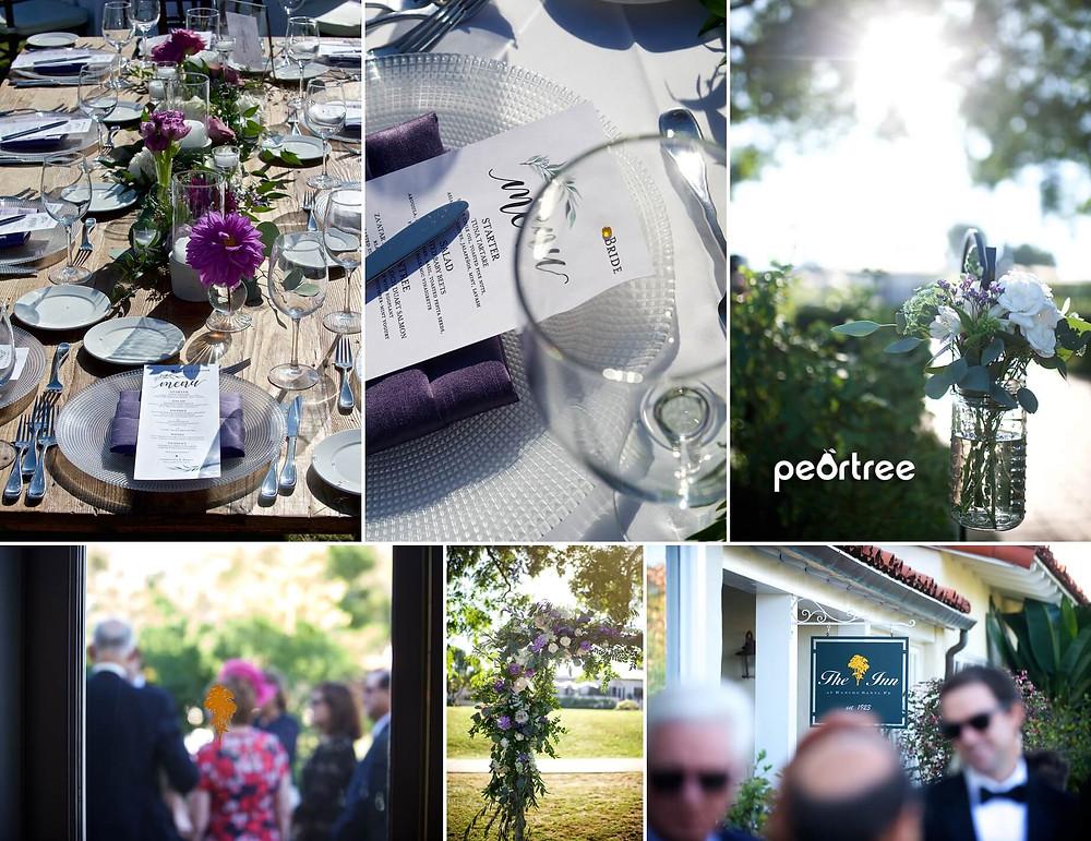 Astonishing California Wedding