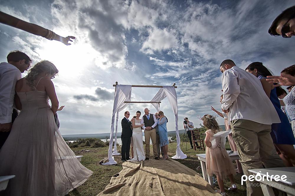 De Hoop Wedding