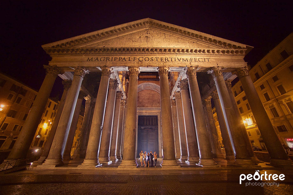 Rome Photographic Workshop Peartree Photography