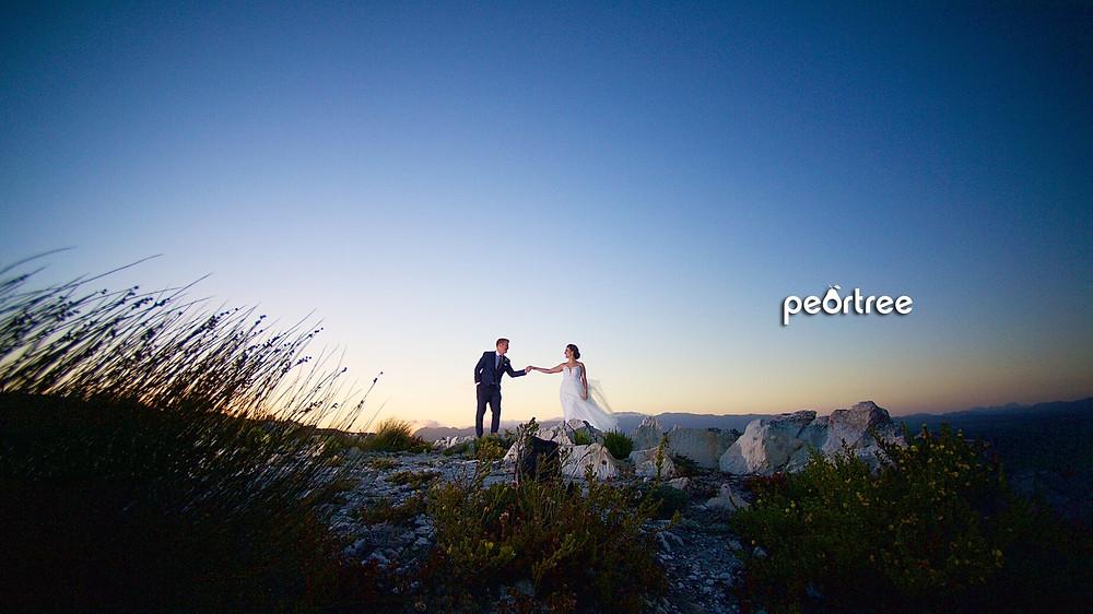 Elgin Wedding Glenbrae