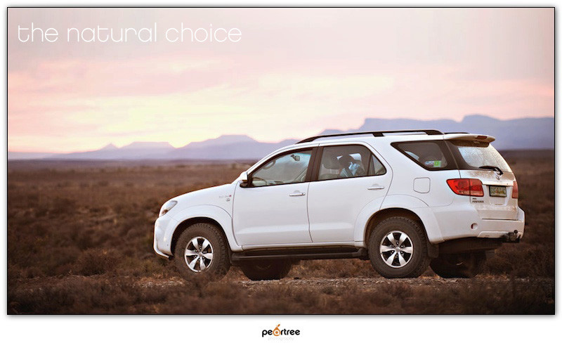 Peartree Photography Toyota Fortuner