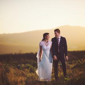 Overgaauw Modern Heirloom Wedding – George & Nerine