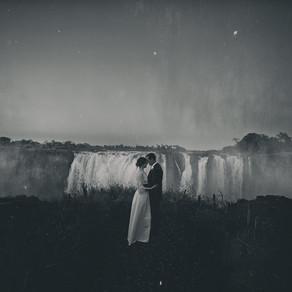 Victoria Falls Wedding Photos – Stewart & Colleen