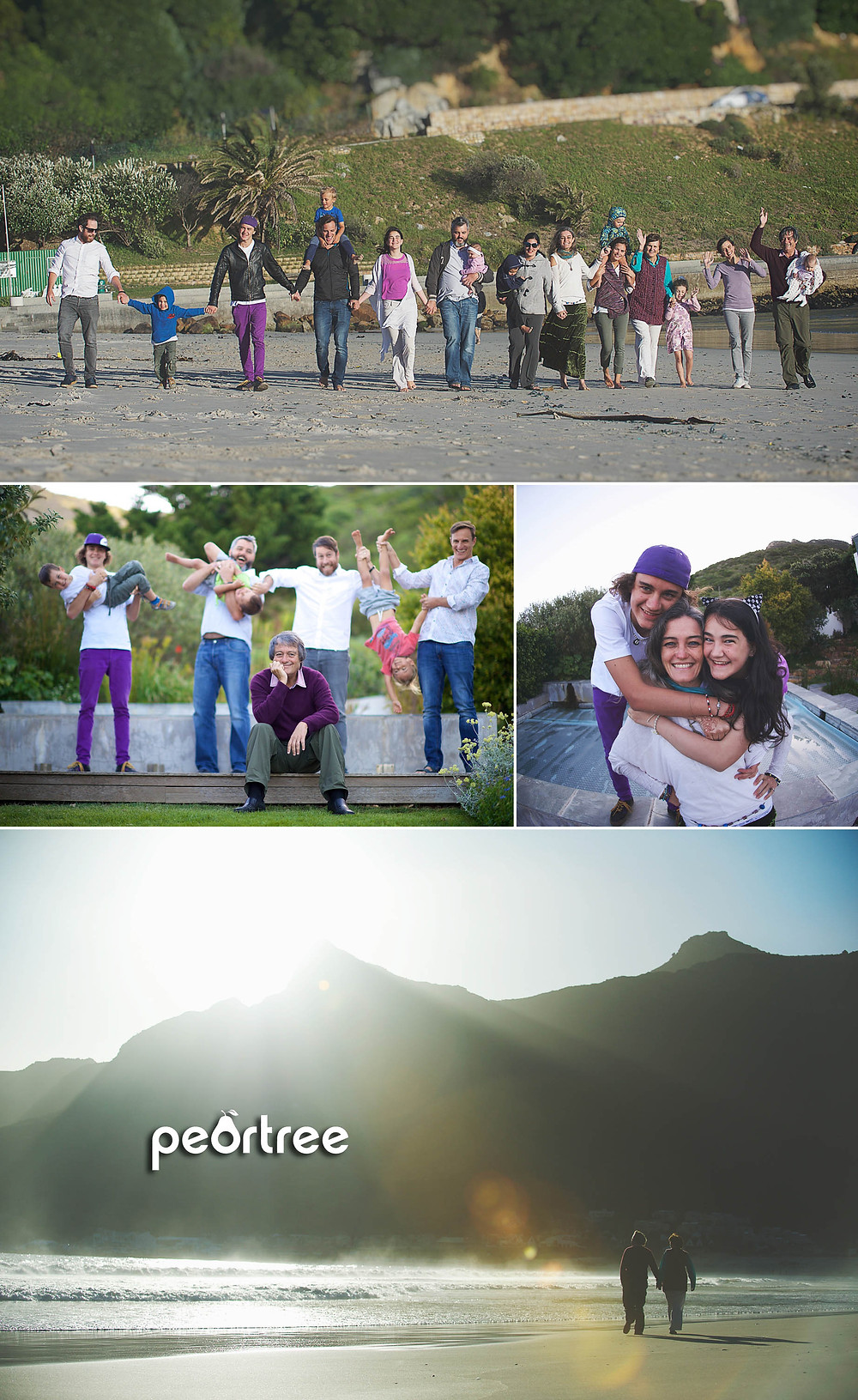hout bay family photography