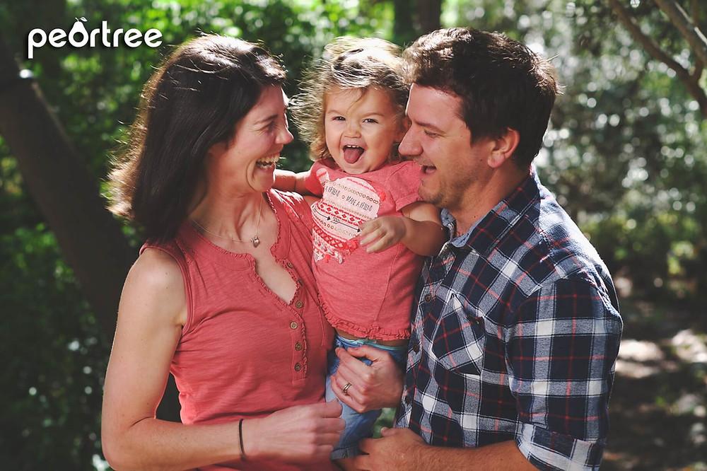 Informal Family Portrait Ideas