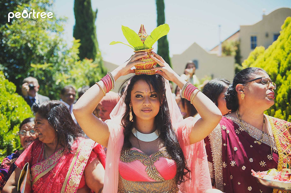 top african hindu wedding