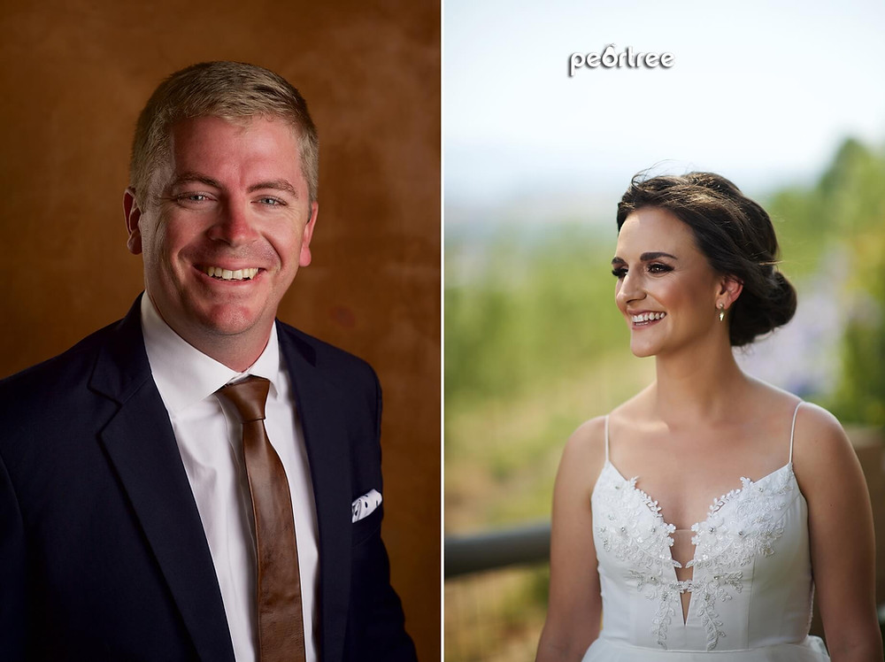 Geo Riene Malan Wedding