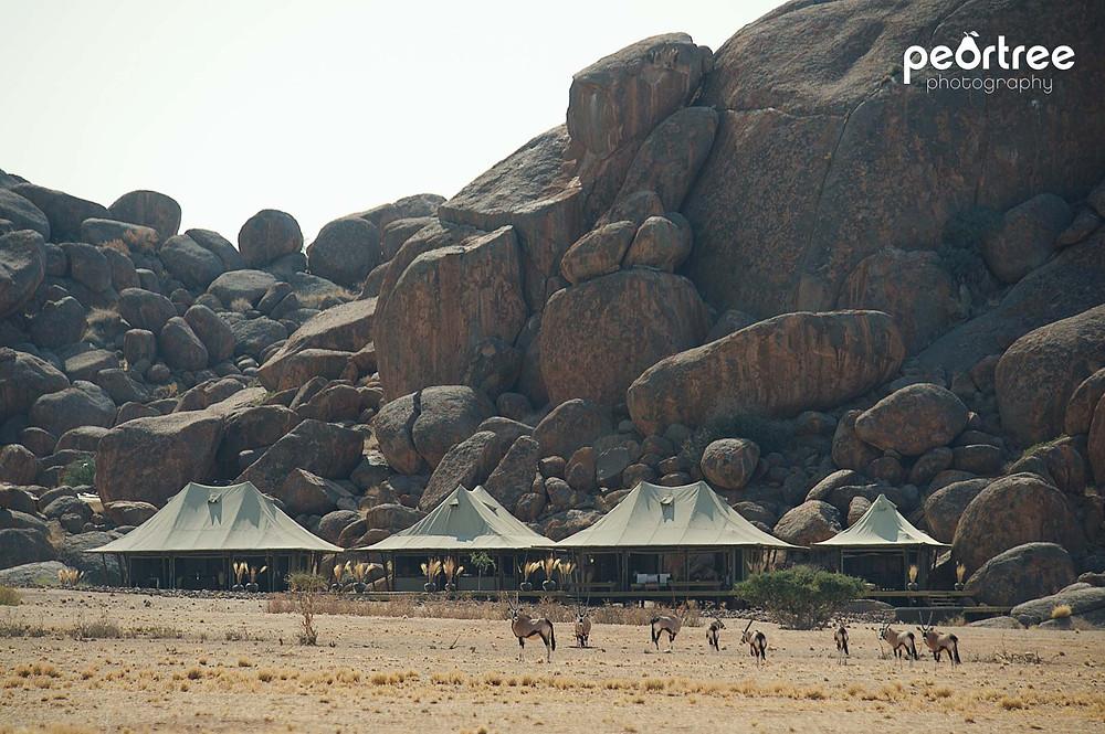 wedding wolwedans boulder camp
