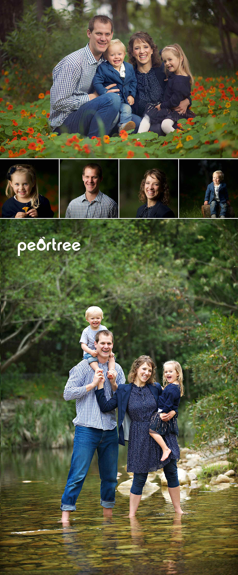 beautiful spring family shoot stellenbosch 1