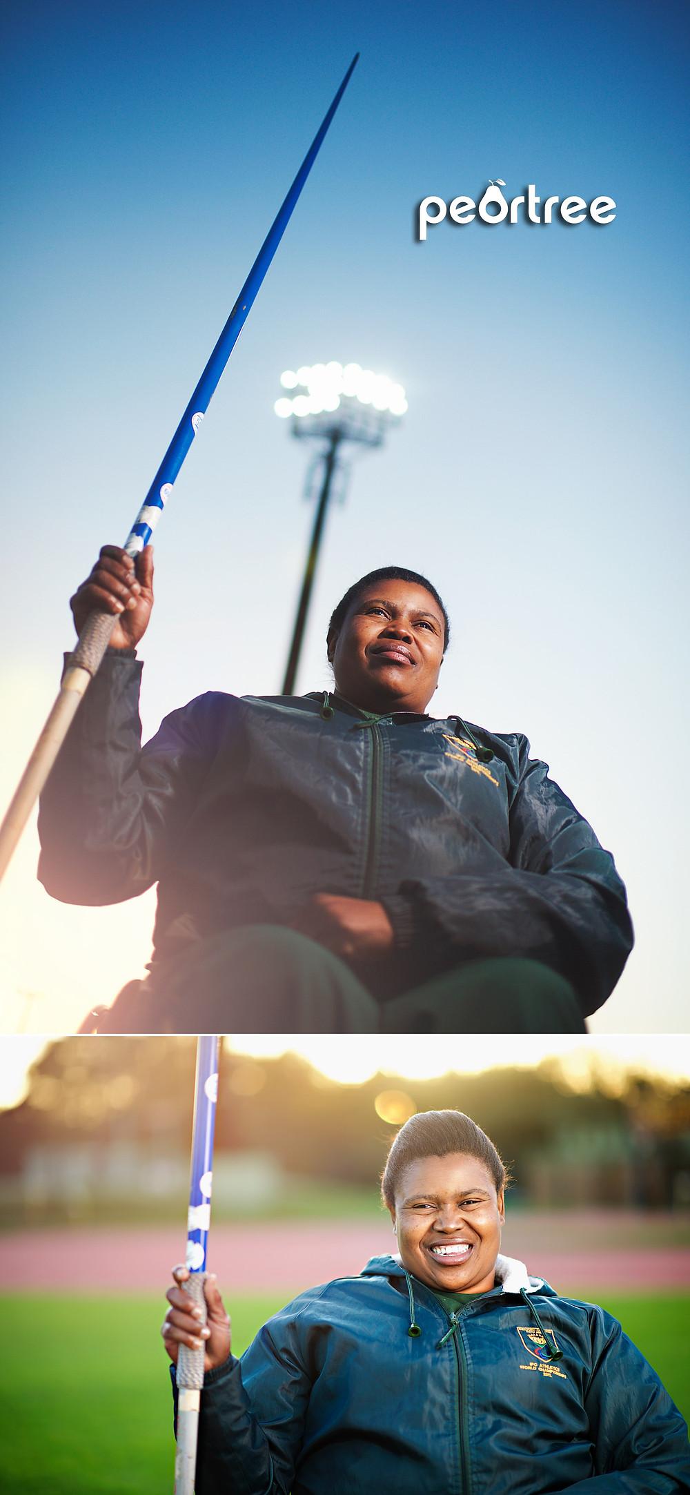south africa paralympians stellenbosch sport ambassadors