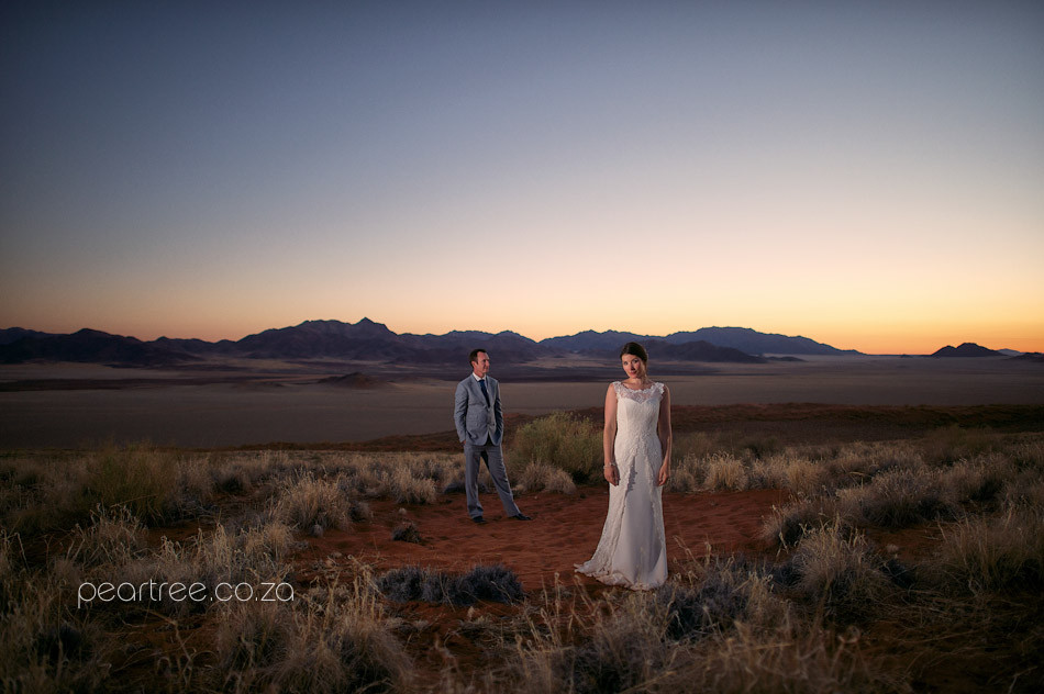 peartree.co.za | paul & marianne | wolwedans, namibia