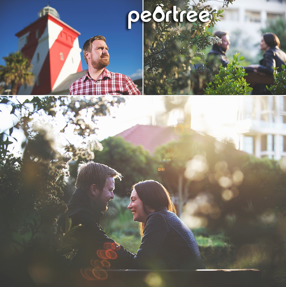 Mouille Point Engagement Shoot CapeTown