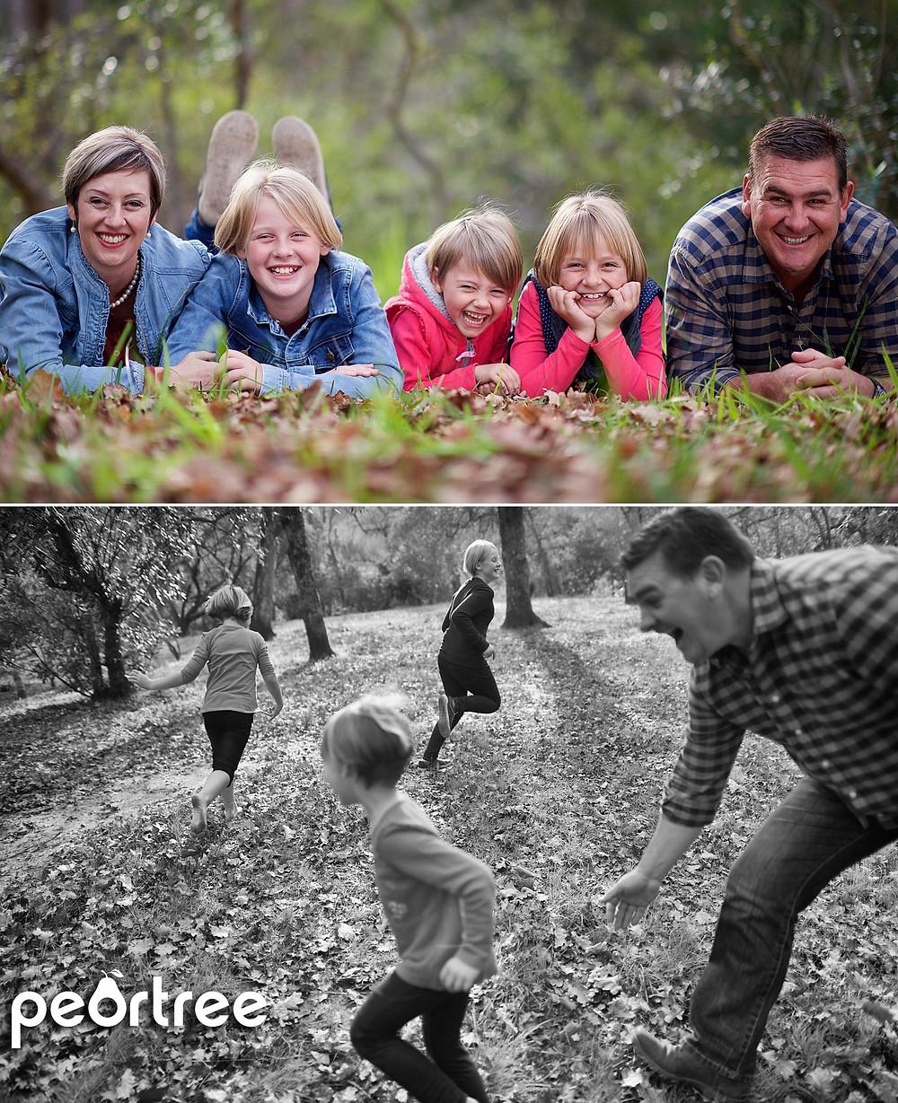 family photo photographer stellenbosch