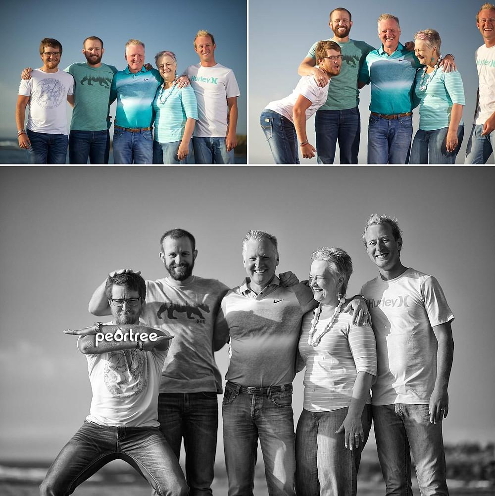 bettys bay family portraits