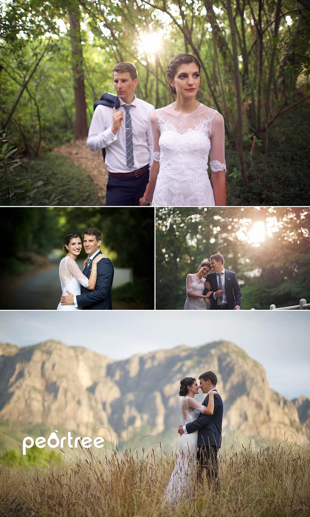 zorgvliet wedding photos